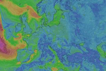 Wie wird das Wetter sein?
