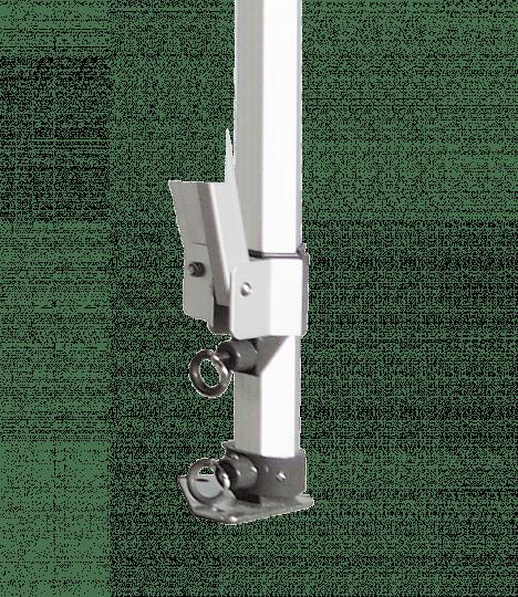 Ersatzbein für Faltzelt aus Aluminium Hexagonkonstruktion profi 50mm