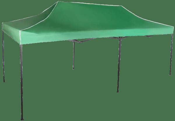 Faltzelt 3x6 m - aus Stahl