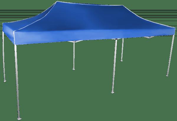 Faltzelt 3x6 m - aus Aluminium