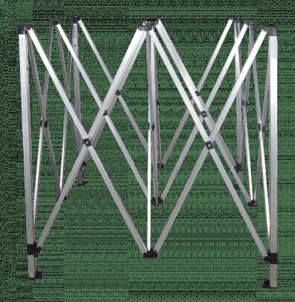 Aluminiumkonstruktion 3x3 m