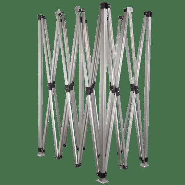Aluminiumkonstruktion 3x4,5 m